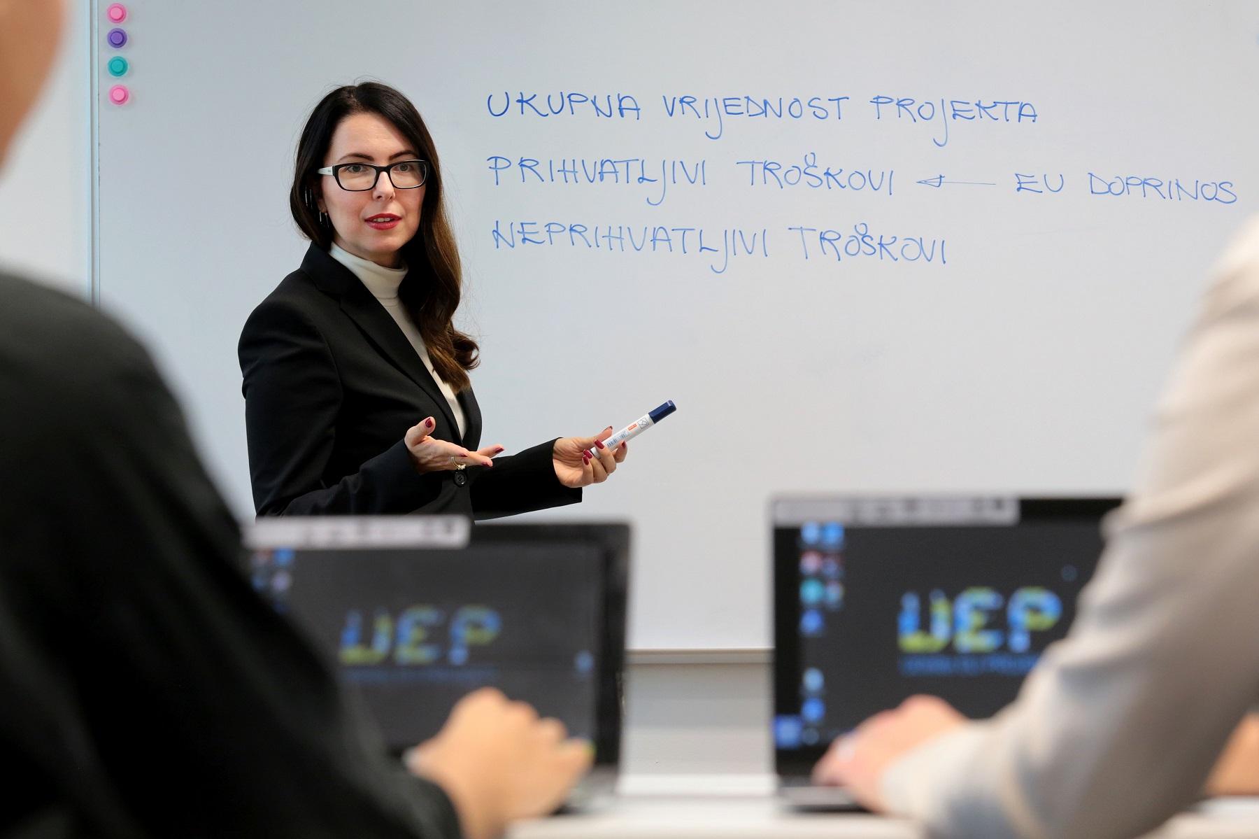 Komentar Ariane Vela: U Hrvatskoj milijarda kuna poduzetničkih projekata!